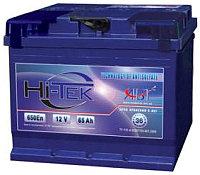 Аккумуляторы автомобильные Hi-Tek с технологией антисульфатации